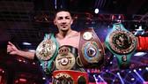 Lopez chỉ còn thiếu đai WBC hạng nhẹ