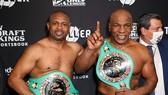 Roy Jones va2Mike Tyson