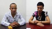 """2 đối tượng vụ """"cắt gân"""" khiến 2 người tử vong đến công an đầu thú"""