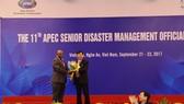 Bế mạc Hội nghị Quan chức cao cấp APEC về quản lý thiên tai lần thứ 11