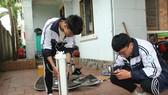 Học sinh Nghệ An đã được cấp visa đi Mỹ dự thi khoa học kỹ thuật quốc tế