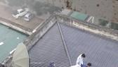 Phát hiện một bệnh nhân nghi nhảy lầu tự tử