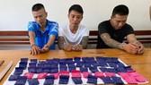 Bắt 3 đối tượng vận chuyển 12.000 viên ma túy tổng hợp
