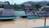 Nghệ An: Ngập lụt, nguy cơ sạt lở nhiều nơi, di dời dân khẩn cấp