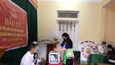 Sáng nay 21-5, hơn 42.000 cử tri 4 huyện rẻo cao ở Nghệ An đi bầu cử sớm