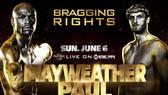 Mayweather vs Logan
