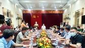 TP Vinh (Nghệ An) lại giãn cách xã hội vì xuất hiện ca mắc Covid-19 ở chợ đầu mối