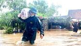 Mưa lớn gây thiệt hại nặng ở Nghệ An
