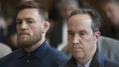 McGregor ở lần hầu tòa trước đây