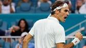 Federer ngược dòng thành công