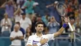 Novak Djokovic sau trận thắng Federico Delbonis