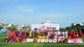 Các đội bóng tham dự giải Fan Liverpool toàn quốc
