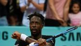 Monfils thắng trận mở màn ở Madrid Open
