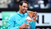 Nadal vô địch Rome Masters lần thứ 9