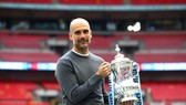 Guardiola vừa có mùa giải quá thành công với Manchester City
