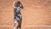Serena đã hết thời, nhưng còn rất sân si
