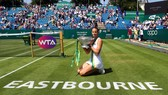Kvitova vô địch Eastbourne International