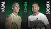 Nadal đấu với Djokovic