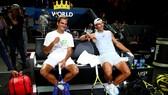Federer và Nadal sẽ lại sát cánh cùng nhau