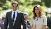 Federer và mối tình nồng thắm 19 năm với Mirka