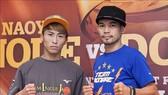 """Inoue (trái) sẽ đấu với Donaire trong trận """"châu Á đại chiến"""""""