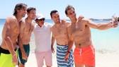 """Nadal và """"dàn trai đẹp"""" Tây Ban Nha"""