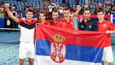 Djokovic và tuyển Serbia vô địch ATP Cup 2020