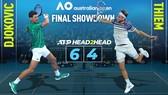 Djokovic sẽ đấu với Thiem để tranh ngôi vô địch đơn nam
