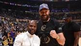 Mayweather khá thân thiết với Fury, anh sẽ chấp nhận huấn luyện Wilder?