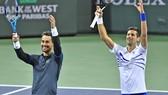 Fognini và Djokovic đánh đôi ở Indian Wells 2019