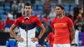 Nadal và Djokovic là 2 tay vợt đi đầu trong các chiến dịch hỗ trợ chống dịch Covid-19 trong cộng đồng quần vợt