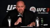 Dana White buộc phải đình hoãn UFC 249