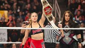 Ronda Rousey ở WWE