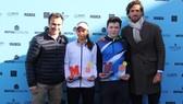 Feliciano Lopez hiện đang đảm nhiệm thên vai trò Giám đốc điều hành của Mutua Madrid Open