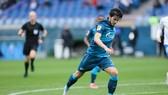 Azmoun sắp vô địch Nga lần thứ 3 liên tiếp cùng Zenit