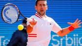Djokovic lọt vào bán kết Serbia Open