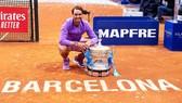 Nadal đã giành đủ một tá danh hiệu ở Barcelona Open
