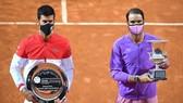 Novak Djokovic vs Rafael Nadal: Titan đại chiến