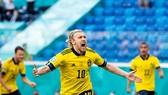 Niềm vui ghi bàn của Forsberg