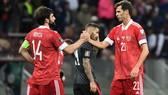 Tuyển Nga hòa Croatia 0-0 trong lần ra mắt của Karpin