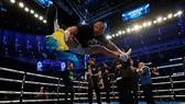 Usyk nhảy điệu Hopak ngay sau chiến thắng trước Joshua