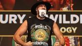"""Fury """"giận dữ"""" nặng đến 125 kg"""