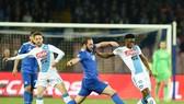 Gonzalo Higuain (giữa, Juventus) là nhân vật chính trong trận hòa Napoli 1-1 mùa trước. Ảnh: Getty Images.