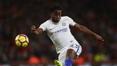 Michy Batshuayi có thể trở lại Chelsea mùa tới. Ành Getty Images.