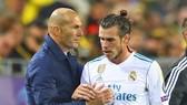 Zidane quả quyết là ông chẳng mâu thuẫn gì với Gareth Bale.