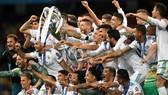 Real Madrid đăng quang ở Kiev.