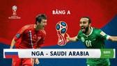 Nga - Saudi Arabia: Chủ nhà không dễ thắng (dự đoán của chuyên gia)