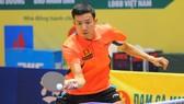 """Đinh Quang Linh thêm cơ hội thử sức tại giải """"Cây vợt Vàng"""" 2017. Tác giả: TÙNG LÂM"""