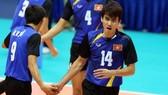 Chủ công Từ Thanh Thuận đã chơi tốt trong đội hình tuyển Việt Nam. Nguồn: tư liệu