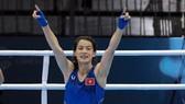 Lê Thị Bằng là một trong những niềm hy vọng tranh huy chương của tuyển Việt Nam. Ảnh: NHẬT ANH